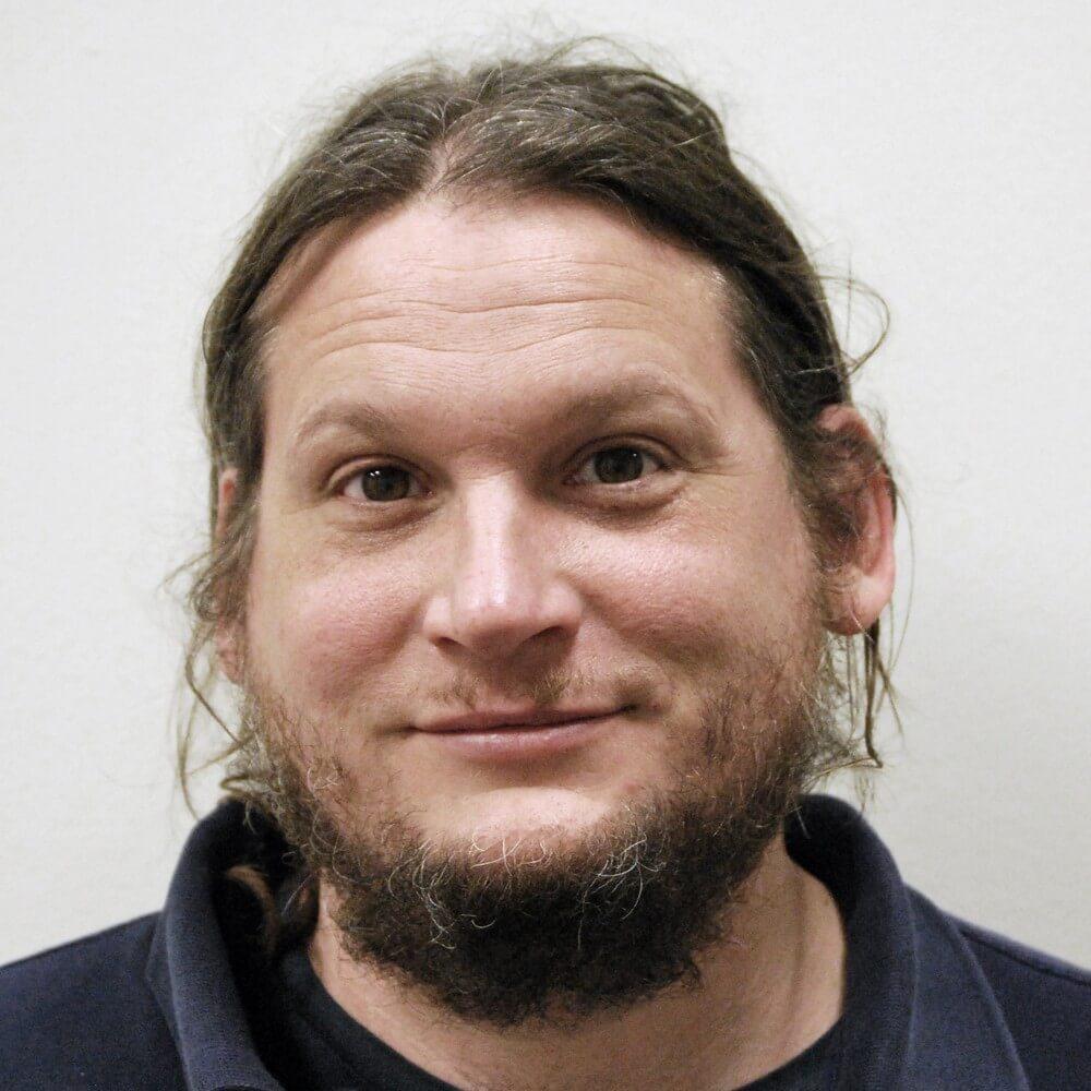 ARL Staff Jon Roesch