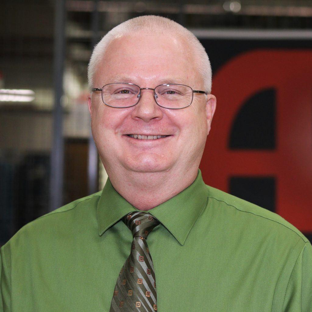 ARL Staff Larry Legler