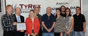 TyRex Founders Day 2016