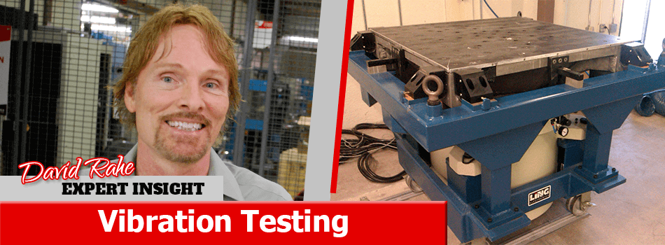 Vibration Testing Expert Insight Graphic