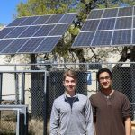 Westwood High School Solar Panels