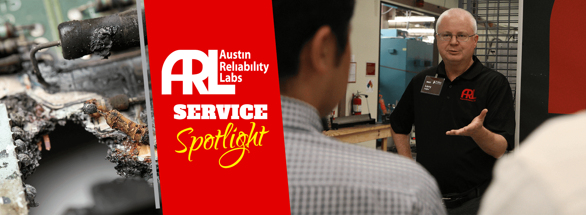 Why Test For Reliability? Service Spotlight